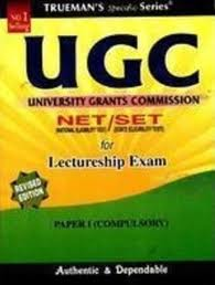 UGC NET JRF Study Material - PDF Free Download