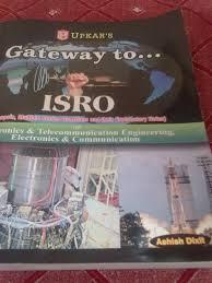 Gateway to isro by ashish dixit