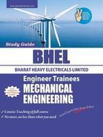 List of competitive books for exams like SAIL MTT, BHEL