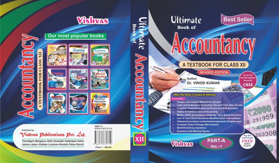 Accountancy NCERT Books